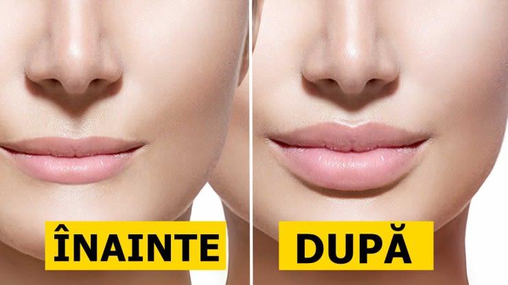 3 trucuri pentru buze mari și senzuale, fără operații estetice