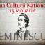 Evenimente dedicate Zilei Culturii Nationale