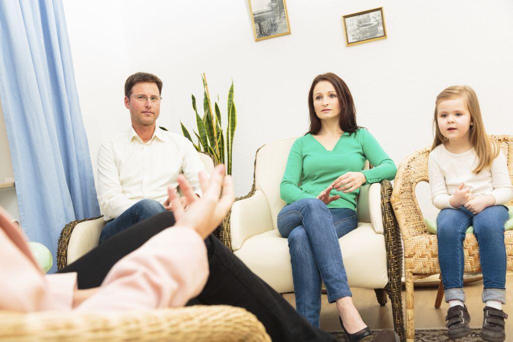 Cand este  nevoie de psihoterapie in familie?