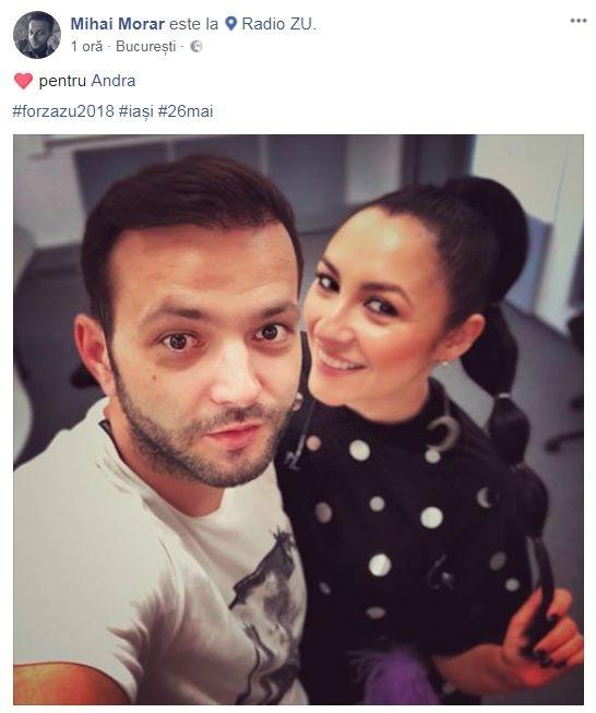Andra si Mihai Morar tocmai au facut anuntul… Catalin Maruta a ramas masca! (FOTO), Charmy