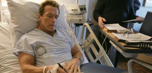 "ARNOLD SCHWARZENEGGER, anunt CUTREMURATOR dupa operatia pe CORD DESCHIS: ""Inca nu…"", Charmy"