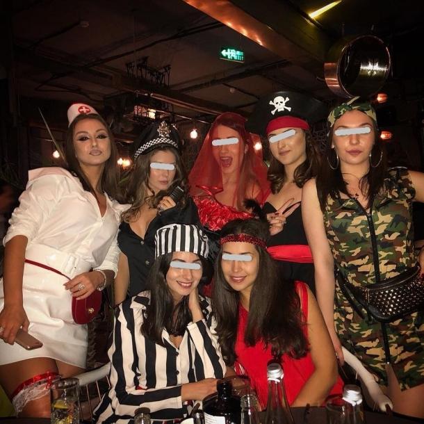 Fiica lui Vadim Tudor a atras toate privirile la o petrecere! Tinuta purtata, extrem de provocatoare (FOTO), Charmy