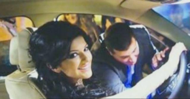 Fosta iubita a lui Raducu Mazare, scandal de proportii cu politia! A fost incatusata si s-a ales cu dosar penal (VIDEO), Charmy