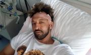KAMARA a trecut prin clipe GRELE! INFORMAȚII despre starea artistului, după operația DE URGENȚĂ