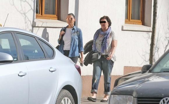 Lavinia, extrem de trista dupa ce l-a vizitat pe Stefan Banica la spital (FOTO), Charmy