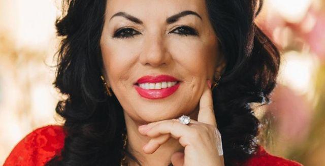 Carmen Harra, din nou mama la 63 de ani!, Charmy