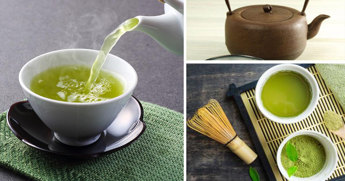 Cum se prepara ceaiul verde in mod corect, pentru a beneficia de efectele maxime ale acestuia, Charmy