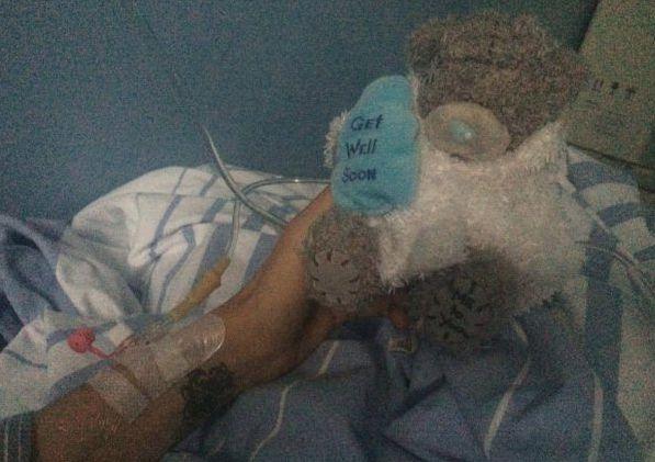 Catrinel Sandu, DE URGENTA la spital (FOTO), Charmy