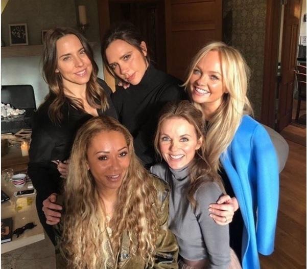 "SOC TOTAL! Trupa The Spice Girls se reuneste dupa 20 de ani: Cum arata ACUM si cum isi vor spune ""fetele""… (FOTO, VIDEO), Charmy"