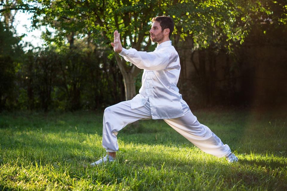 Exercitii tai chi – redescopera-ti spiritualitatea, Charmy