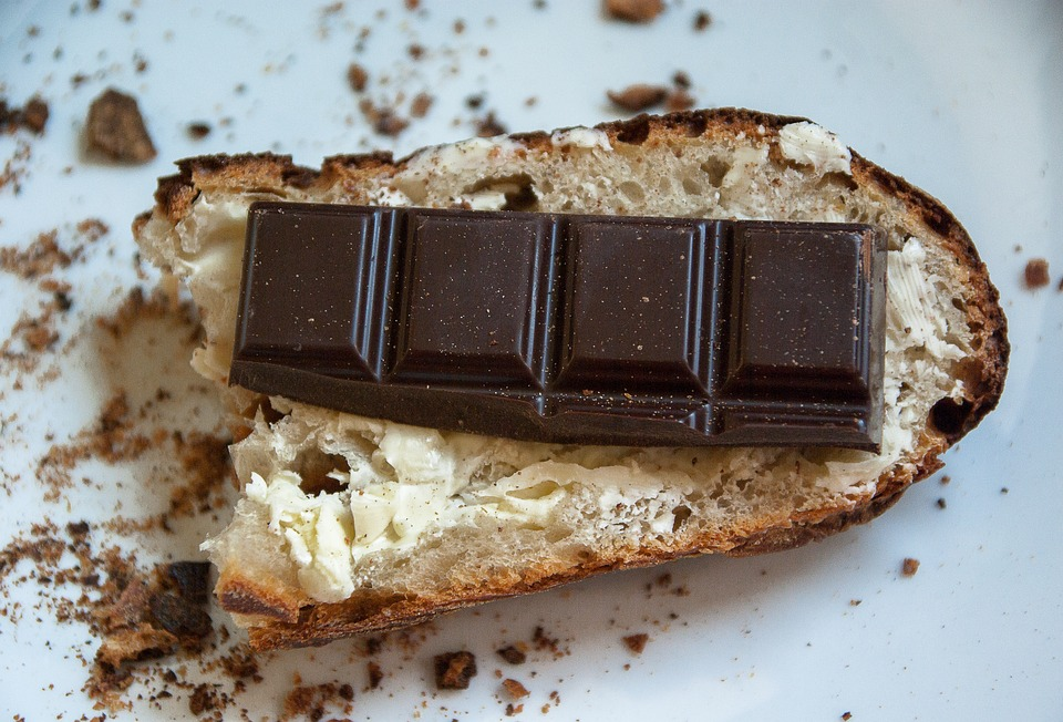 De ce iubim ciocolata?, Charmy