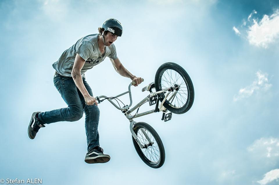 Ce este bicicleta BMX si cum poate fi ales cel mai bun model pentru copii, Charmy