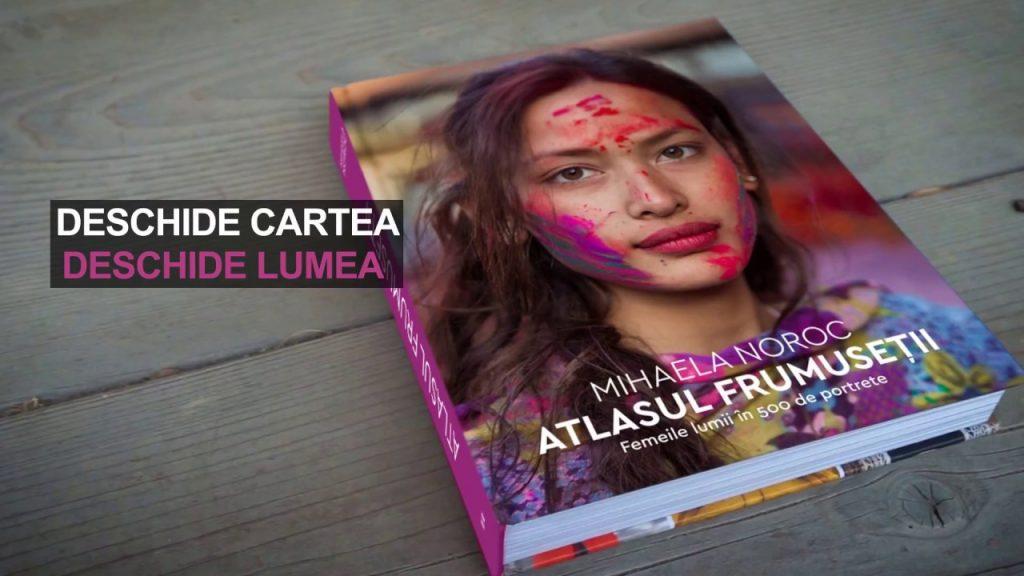 """Despre """"Atlasul Frumusetii"""", cu Mihaela Noroc, Charmy"""