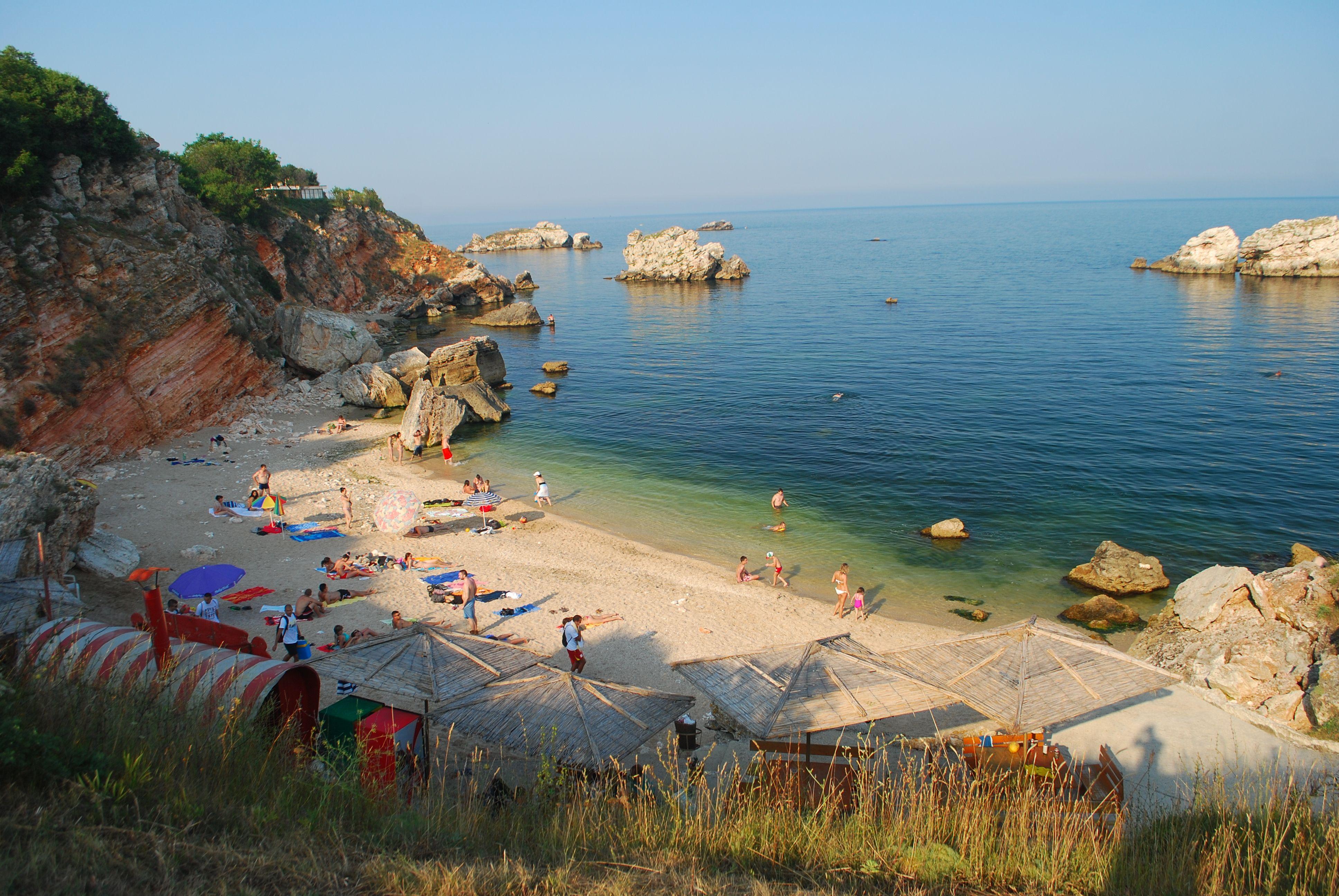 Superba Plaja Russalka - Aproape &  Accesibila