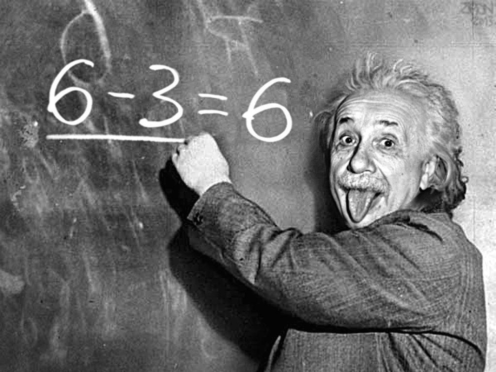 Ce IQ avea Einstein, Charmy