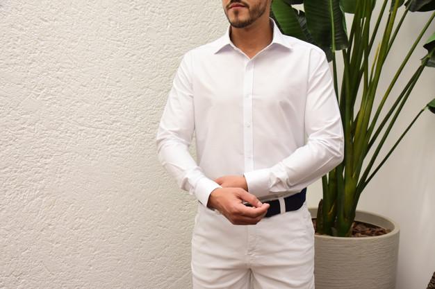 Camasi albe barbati, Charmy