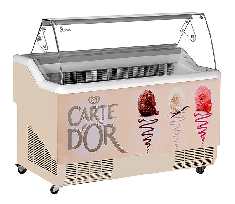 Cele mai bune vitrine frigorifice pentru înghețată. Iată unde le găsești!, Charmy