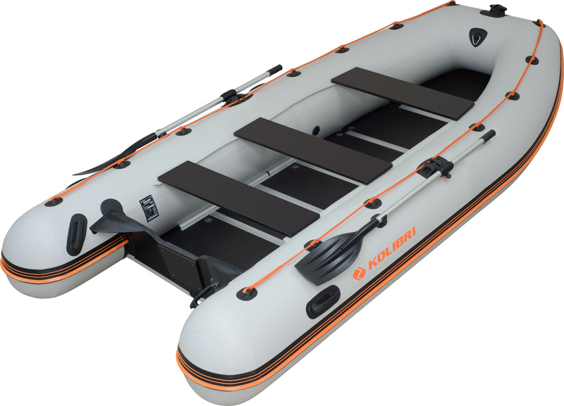 Cum se alege o barcă gonflabilă?, Charmy
