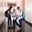 Alegerea ghiozdanului nu trebuie să fie motiv de dispută între şcolari şi părinţi